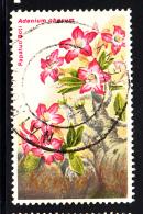 Kenya Used Scott #255 2sh Adenium Obesum - Kenya (1963-...)