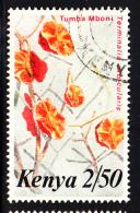 Kenya Used Scott #256 2.50sh Terminalia Orbicularis - Kenya (1963-...)
