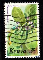 Kenya Used Scott #352 3sh Calotropis Procera - Kenya (1963-...)