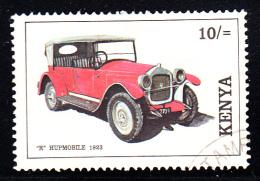 """Kenya Used Scott #575 10sh """"R"""" Hupmobile 1923 - Kenya (1963-...)"""