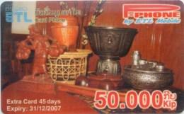 Mobilecard Laos - Handwerk - Tradition (3)