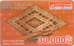 Mobilecard Laos - Handwerk - Tradition (5)