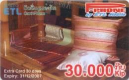 Mobilecard Laos - Handwerk - Tradition (6) - Laos