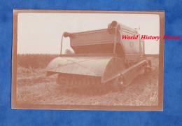Photo Ancienne - Environs De CHATEAU THIERRY ( Aisne ) - Superbe Machine Agricole à Identifier - TOP RARE - Agriculture - Métiers
