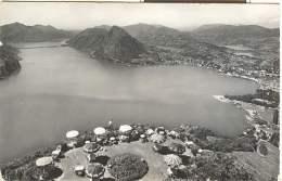 Lago Di Lugano Visto Dal Brè Kulm - TI Tessin