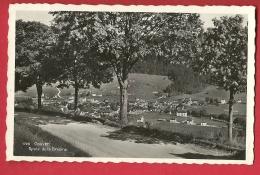 FIN-13  Couvet  Route De La Brévine. Visa De Censure 1939 En Rouge.  Cachet 1941 - NE Neuenburg