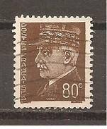 Francia-France Nº Yvert  512 (usado) (o) - 1941-42 Pétain