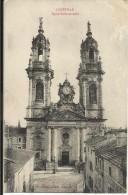 LUNEVILLE , Eglise Saint Jacques - Luneville
