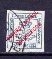 Spanische Post In Marokko Nr.4         O  Used       (405) - Spanisch-Marokko