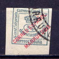Spanische Post In Marokko Nr.4         O  Used       (409) - Spanisch-Marokko