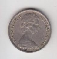 @Y@    5    Cent     Australië  1968    (3257) - 5 Cents