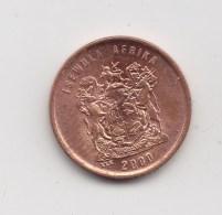 @Y@    1  Cent  Isewula   Afrika   2000      (3268) - Zuid-Afrika