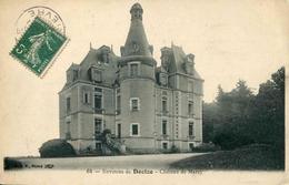 64 - Environs De DECIZE - Château De Marcy (date 1907) - Decize