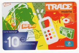 ANTILLES FRANCAISES RECHARGE BOUYGUES 10€ Date 01/2006 - Antilles (Françaises)