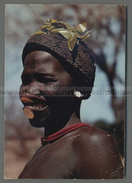 U6042 NIGERIA WOMAN FROM LOS PLATEAU VG SB (mik) - Nigeria