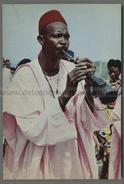 U6045 NIGERIA FESTIVAL TRUMPETER MUSIC (mik) - Nigeria