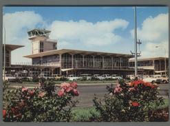 U6051 ETHIOPIA ADDIS ABABA HAILE SELASSIE I INTERNATIONAL AIRPORT AEREOPORTO (mik) - Etiopía