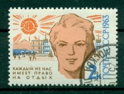 Russie - USSR 1963 - Michel 2744 - Journée Mondiale De La Santé