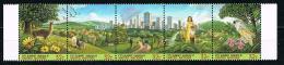 UNITED NATION/ NY - Strip Of 5 - City Life ** MNH   - 2699