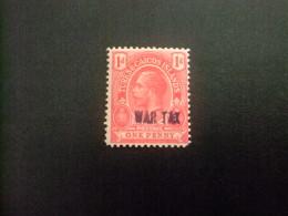 Turks And Caicos Islands 1917 - 19 GEORGE V Yvert N º  69 * MH
