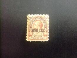 Turks And Caicos Islands 1917 - 19 GEORGE V Yvert N º  70 * MH