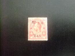 Turks And Caicos Islands 1917 - 19 GEORGE V Yvert N º  79 * MH