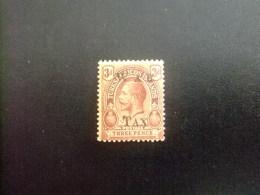 Turks And Caicos Islands 1917 - 19 GEORGE V Yvert N º  80 * MH