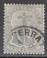 MONTSERRAT    SCOTT NO. 33    USED    YEAR  1908 - Montserrat