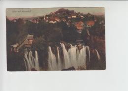 Bosnia JAJCE Water Mill, Wassermühle, Watermolen Used Postcard (st353) - Bosnië En Herzegovina