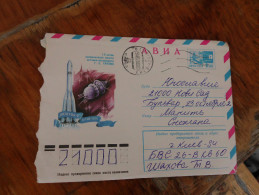 Space Bostok 2 1961  G S Titova - Lettres & Documents