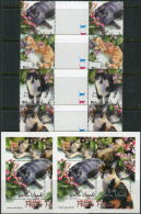 Pitcairn Isl. 2002. Michel #609/12+Bl.#30 MNH/Luxe. Cats (Ts05)