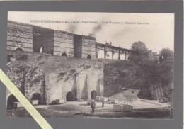 Coulonges Sur L'Autize - Les Fours A Chaux Lavois - Carte D'Avis De Livraison Des Ets Lavois & Vincent - Coulonges-sur-l'Autize