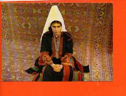JORDAN - Woman In Bethlehem Dress - Jordanie