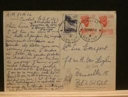 61/744    CP JOEGOSLAVIE  1967 - Lettres & Documents