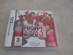 Jeu DS High School Musical 3 - Dance - Nintendo Game Boy