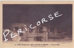 29  Riec Sur Bélon  Les Terres Refractaires Gres Et Kaolins Du Finistere - Autres Communes