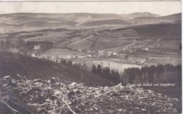 Alte Ansichtskarte Aus Lusse Mit Schloß Und Umgebung - Other Municipalities