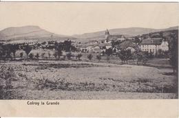 Alte Ansichtskarte Aus Colroy La Grande - Colroy La Grande