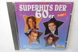 """CD """"Superhits Der 60er"""" Folge 1 - Hit-Compilations"""