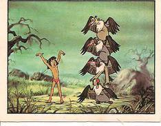 PANINI - LE LIVRE DE LA JUNGLE - COLLECTION 1983 - IMAGE N°286 - Panini