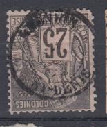#109# COLONIES GENERALES N° 54 Oblitéré St-Denis (Réunion)