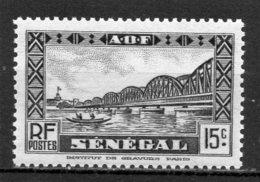 Sénégal : 119 X - Nuevos