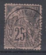 #109# COLONIES GENERALES N° 54 Oblitéré Libreville (Congo Gabon)