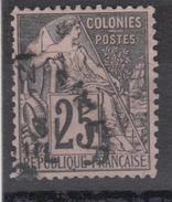 #109# COLONIES GENERALES N° 54 Oblitéré Cachet Français Toulon/Mer