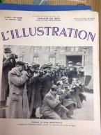 L´ILLUSTRATION N° 4951 Du 22 Janvier 1938 - Zeitungen