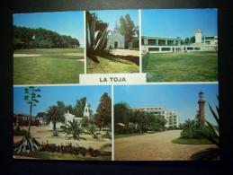 5665 ESPAÑA SPAIN GALICIA PONTEVEDRA LA TOJA POSTCARD POSTAL AÑOS 60/70 - TENGO MAS POSTALES - Pontevedra