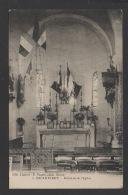 DD / 34 HERAULT / BEAUFORT / INTÉRIEUR DE L'EGLISE / CIRCULÉE EN 1910 - France