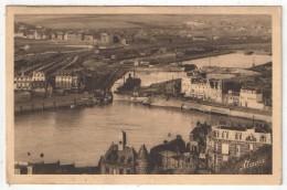 76 - LE TREPORT-EU-MERS Et Environs - Le Port Pendant La Manoeuvre Du Pont Tournant - Terrier 3659 - 1936 - Le Treport