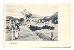 MOSAMBIQUE / MOSAMBIK - INHAMBANE, Ca. 1900, Verlag: Aust - Hamburg - Mosambik