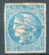 Frankreich, Mi.-Nr.41o, Feinst/pracht